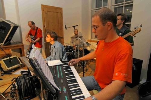 Koncert pro Hospic sv. Lazara v Plzni 2006