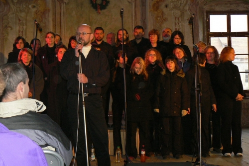 Adventní koncert v Chotěšově