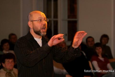 Koncert pro Hospic sv. Lazara v Plzni 2008