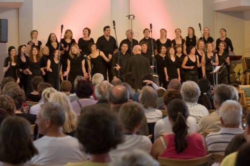 Gospel (až) na dřeň 2009